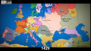 Time Change Map Time Lapse Map Of Europe Thefreebiedepot
