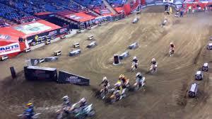 motocross race tonight motocross kids rippin on dirt bikes arenacross edition youtube