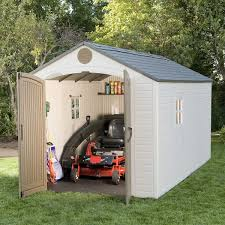 Rubbermaid Garden Tool Storage Shed by Sheds U0026 Barns Costco
