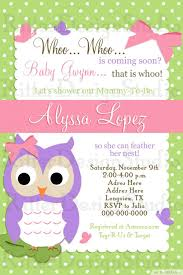 Baby Shower Invitation Cards Templates Cheap Owl Baby Shower Invitations Theruntime Com