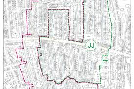 Residents      fury as new Shepherd     s Bush parking restrictions begin     Zone J and the new Zone JJ  Photo  UGC TMS