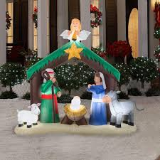 The Home Depot Christmas Decorations Christmas Blow Up Decorations Christmas Lights Decoration