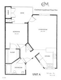 1 bedroom guest house floor plans house plans for bedroom bath