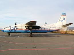 Angara Airlines Flight 200