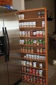 Best Spice Racks For Kitchen Cabinets Best 25 Clever Kitchen Storage Ideas On Pinterest Clever