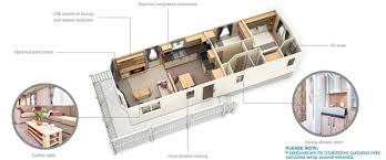 Caravan Floor Plan Layouts Quality Caravan Holidays At The South Coast U0027s Best Holiday Park
