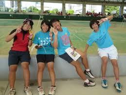 ソフトテニス 高校 女子 女子ソフトテニス部 部活動紹介 北陸高等学校