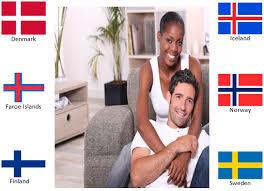Want to meet Scandinavian Men  Black Women Scandinavian Marriage Interracial Marriage and Family