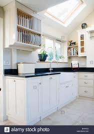 Kitchen Cabinets Plate Rack Interesting White Kitchen Units Black Worktop Kashmir Gold Granite