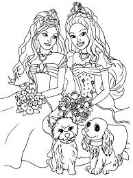 barbie mermaid coloring pages impressive with images of barbie