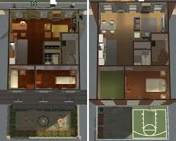 New York Apartments Floor Plans by Mod The Sims City Apartments Paris And New York Versions