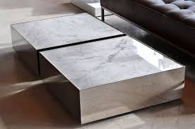 coffee tables simple large marble coffee table tables advantages