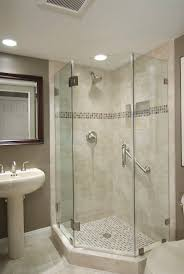 How To Make Small Bathroom Look Bigger Best 25 Small Tile Shower Ideas On Pinterest Small Bathroom