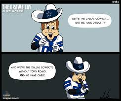 Dallas is just begging to get that    Draft Pick now  aren     t they  Know Your Meme