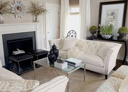 Ideas For Living Room Furniture by Best 25 Cream Leather Sofa Ideas On Pinterest Cream Sofa