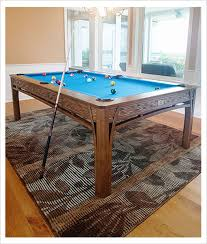 Pool Table In Dining Room by Bahama Beachhouse Dining Pool Table Modern Billiard Table