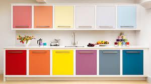 Orange And White Kitchen Ideas 20 Colorful Kitchen Cabinets Design 2207 Baytownkitchen