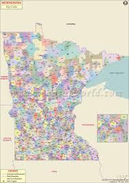 Miami Zip Codes Map by Minnesota Zip Codes Map Zip Code Map