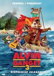 Alvin och gänget 3 (2011)