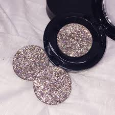 champagne cocktail pressed glitter makeup cosmetic glitter by