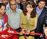 MADHURI DIXIT INAUGURATES SHORT FILM CENTER