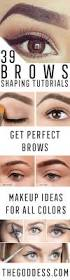 39 brow shaping tutorials page 4 of 4 the goddess