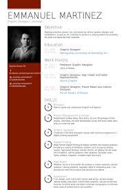 Graphic Design Resume Templates     free creative resume templates     happytom co