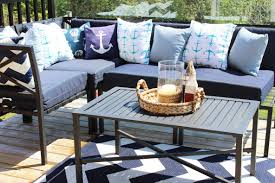 Homesense Cushions Refreshing My Summer Patio With The Help Of Homesense