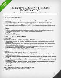 Executive Assistant Job Resume by If You U0027re Looking For A Job In Administration Whether It U0027s Being