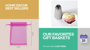our favorites gift baskets home decor best sellers youtube our favorites gift baskets home decor best sellers