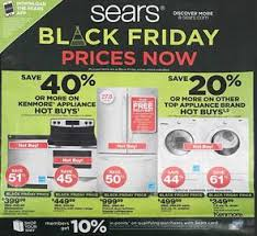 will you able to shop target black friday ad deals on line thursday sears black friday 2017