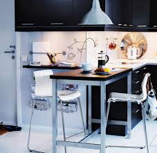 narrow tables for kitchen small apartment design small apartment