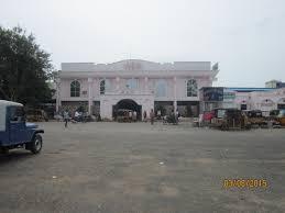 Nellore railway station