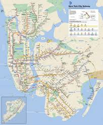 G Map A New Subway Map For New York City Metropolis