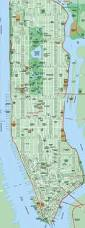 Large Map Of Usa by Best 25 Manhattan Map Ideas On Pinterest Map Of New York City