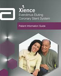 HCP Educational Resources XIENCE PATIENT INFORMATION GUIDE