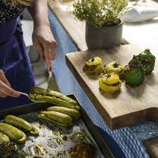 Vegetables by Smoked Tofu U2013stuffed Vegetables Recipe Angèle Ferreux Maeght