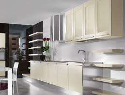 great modern style kitchen cabinets with black base cabinet