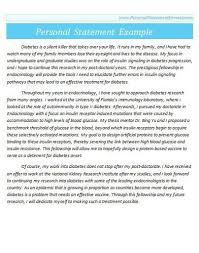 Graduate School Personal Statement Examples   Free  amp  Premium