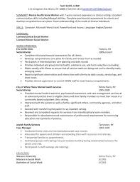 Nanny Resume Sample Templates by Doc 753988 Healthcare Resume Sample For Health Mental Tem Splixioo