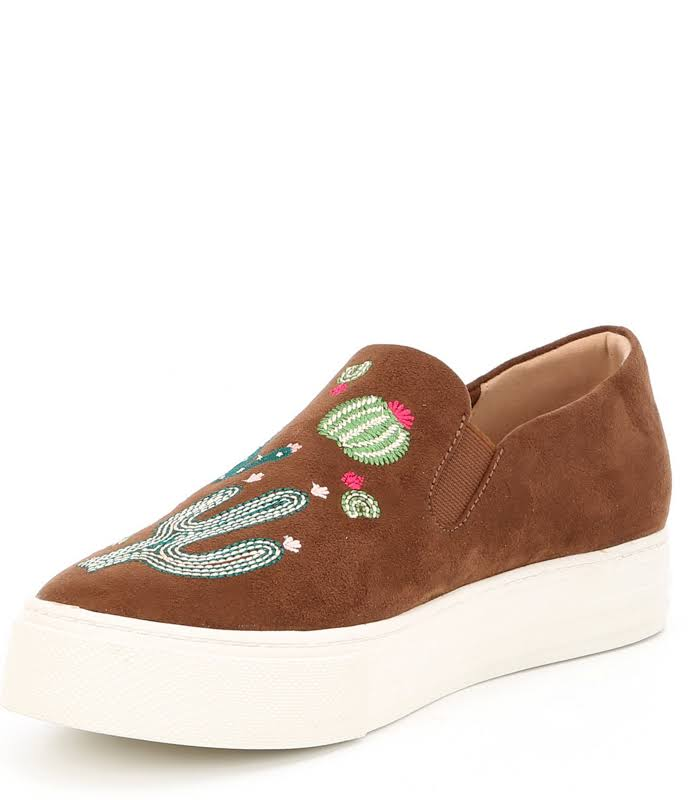Ariat Unbridled Isabella Sneakers Brown- Womens