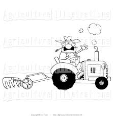royalty free stock agriculture designs of coloring pages