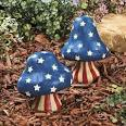 Outdoor Garden Decor Statues Photograph | New Patriotic Mush