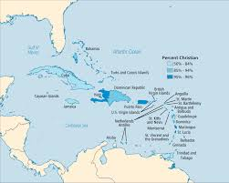 Caribbean Sea On Map by Maps Caribbean And Central America