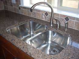 Bathroom Grey Lowes Counter Tops With Sink And Silver Faucet For - Kitchen sinks discount
