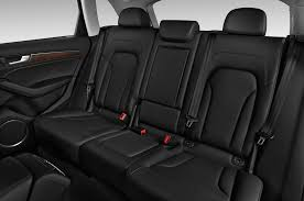 Audi Q5 Interior - audi q5 vehicle review arval uk limited