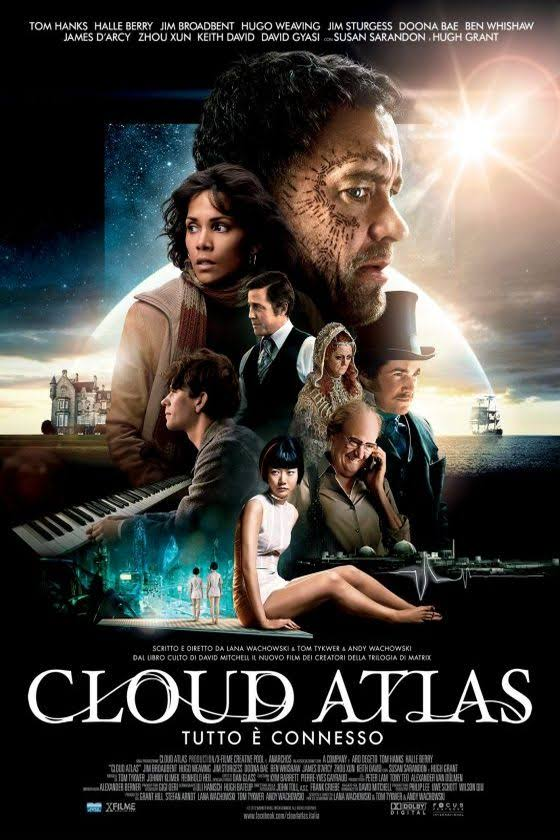 Risultati immagini per Cloud Atlas