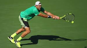 Official Site of Men     s Professional Tennis   ATP World Tour   Tennis  Jack Sock shows off his touch and his speed with this Hot Shot against Kei Nishikori during their BNP Paribas Open quarter final in Indian Wells