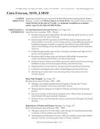 warehouse worker resume objective social work resume examples social worker resume sample