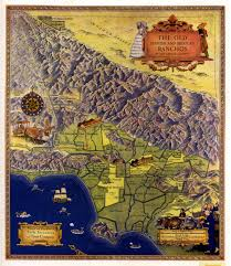 Los Angeles County Map by Tongva People A Dynamic Study Of The Villages And Locations Of